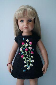 Вот и прошли выходные... Наряды для Гётц. / Одежда и обувь для кукол - своими руками и не только / Бэйбики. Куклы фото. Одежда для кукол