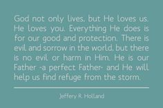 Cant ever have too much Elder Holland