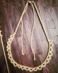 Seguimos!!!, #bloqueolanero #ganchillo #ganxet #crochet #croche #crochetaddict #crocheteaquesondosdias #creandoando… Tassel Necklace, Tassels, Jewelry, Instagram, Fashion, Hand Made, Crocheting, Moda, Jewlery
