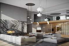 Projet d'aménagement intérieur par Buro 108 en 14 photos