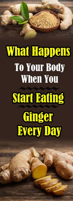 Ginger is a very popular root due to its remarkable characteristics. It is native to China, and in general, it is used as a spice. This amazing plant can also s Source by svaradrcikjerokaat Ginger Ale Drinks, How To Eat Ginger, Health Tips For Women, Weights For Women, What Happened To You, Healthy Beauty, Diet Plans To Lose Weight, Alternative Medicine, Natural Remedies