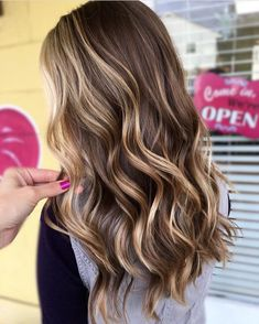 "1,111 Likes, 12 Comments - ✨BALAYAGE & BEAUTIFUL HAIR (@bestofbalayage) on Instagram: ""babylights & balayage~ like PB & J By @prissyhippiebeautyshop #bestofbalayage #showmethebalayage"""