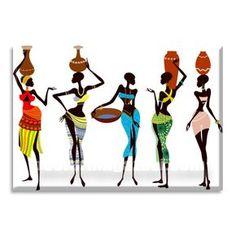 Afrikalı Kadınlar,1128-4511-4141