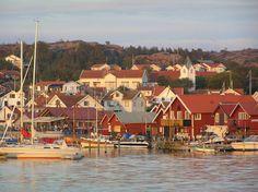 View from Badholmarna