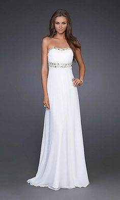 The best A-Line Dresses Tube Long Sexy Formal Dresses will make your big day memorable