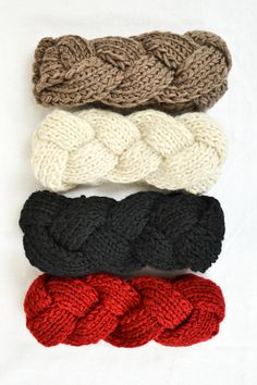 Braided Head Wraps #swoonboutique