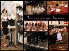 What Katie Did Los Angeles vintage lingerie and corset shop