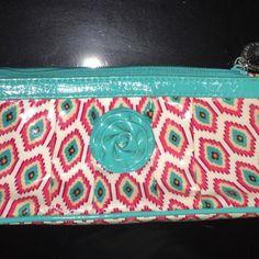 For Sale: Vera Bradley Frill Wristlet for $20