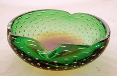 Billicante Art Glass Murano Bowl