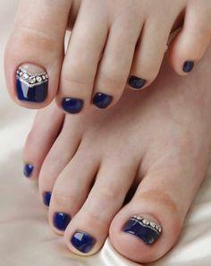 Azul piedras