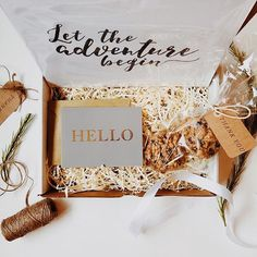 Courtney Smith Photography / Photography Gift / Client Gift / Photography Welcome Package