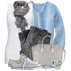 """""""Givenchy Antigona Bag"""" by brendariley-1 on Polyvore"""