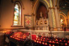 Photographing Savannah St John the Baptist