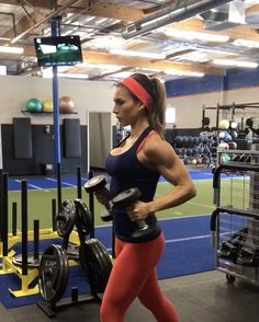 Ultimate Upper Body Workout! 1. 15 each side 2. 20 reps 3. 12 reps each 4. 15 reps each 5. 12 each side 3-5 rounds Outfit DEETS…