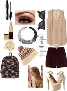 """""""Untitled #124"""" by janiyah-bryan ❤ liked on Polyvore"""