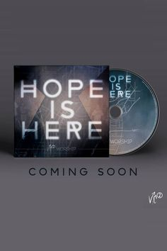 Hope Is Here is the debut live worship album from our friends at Victory Central Church in Tennille, Georgia!