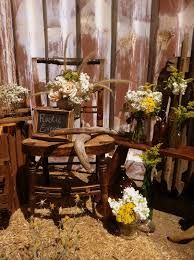 Rustic and Shabby Chic Style Wedding - Google Search