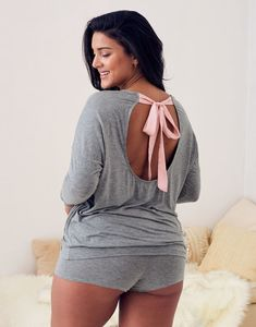 Adore Me – Lyanna Plus - Adventskalender Basteln Thick Girl Fashion, Curvy Fashion, Plus Size Fashion, Athleisure, Cute Summer Outfits, Cute Outfits, Curvy Model, Moda Plus Size, Zumba