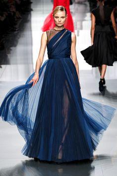 Christian Dior RTW Paris Fashion Week 2012