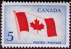 Postal History Corner: Canada Day : The Canadian Flag