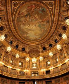 L'Opera Royal, Versialles