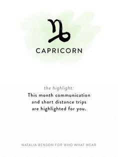 Capricorn Horoscopes April 2015