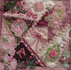(Arlene's Blog)  Totally love this, have dabbled in this style myself x