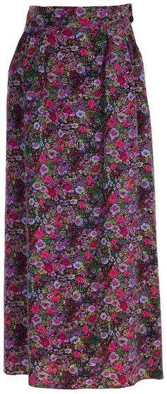 ebb5d0e7d372e 68 Best Skirts with a Twist images | Medium long, Mid length, Knee ...
