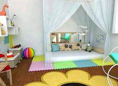Método Montessoriano quarto lindo! Mais imagens revista minhacasa dez/2014