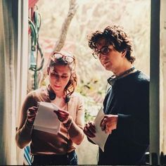 Lesley Arfin, the third creator of Love, also wrote the first season of the HBO hit, Girls AND is married to Love's co-creator and leading man, Paul Rust.