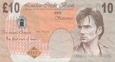 Dr. Who = Money From the Runaway Bride