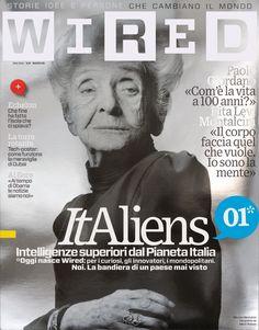 Rita Levi Montalcini.