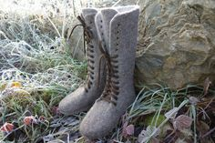 Wool felted boots for lady 100 handmade by MarienWool on Etsy, €200.00