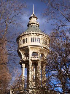Margaret Island Water Tower