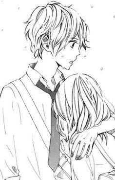 Anime Couples Kimi ga Inakya Dame tte Itte I love so much this manga ≧◇≦ ♥ - Couple Amour Anime, Couple Manga, Anime Love Couple, Cute Anime Couples, Romantic Anime Couples, Couple Art, Manga Anime, Art Manga, Manga Drawing