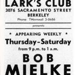 The Unissued Hi-Fi Album of Bob Mielke and The Bearcats, 1955