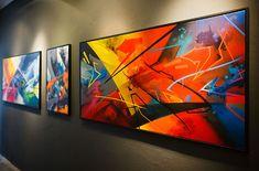 Madc Solo Exhibition Pictures La Grille Gallery | Graffuturism