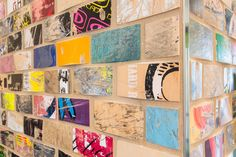 Art of Board – Recycled Skateboard Tile – Subway Tiles - Rubble ...