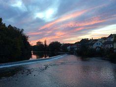 . Steyr, Autumn, Celestial, Sunset, Outdoor, Beautiful, Outdoors, Fall, Sunsets
