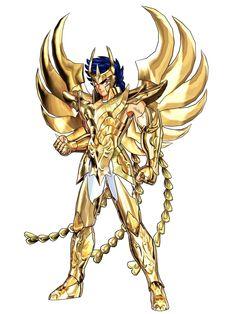 Ikki de Fénix (armadura divina).