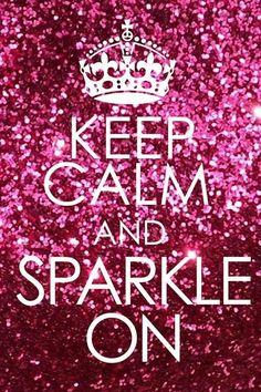 I Love Pink I Love Sparkle put them together I get Pretty Picture. Glitter Make Up, Sparkles Glitter, Gold Sequins, Pink Glitter, Sparkle Quotes, Bling Quotes, Neon Quotes, Keep Calm Quotes, Love Sparkle