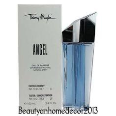 Angel Perfume TESTER 3.4 oz EDP  By THIERRY MUGLER For WOMEN #THIERRYMUGLER
