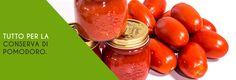 www.viviincampagna.it - La passata di #pomodoro