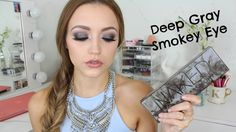 Urban Decay NAKED SMOKY Palette | Makeup Tutorial Love her YouTube Xx