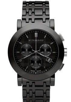 awesome Blacked out burberry