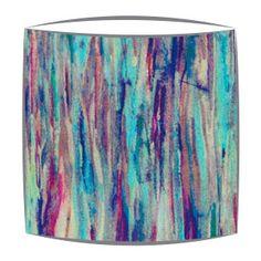Handmade Lampshade In Liberty Art Tana Lawn Fabric