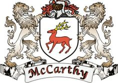 jacobs coat of arms ireland | You are here: Home > VIEW COAT OF ARMS > McCarthy Coat of Arms