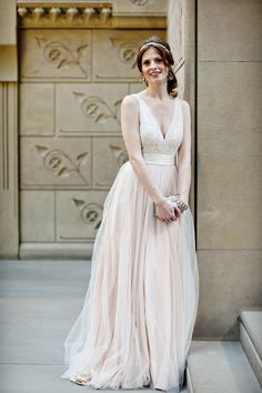 BHLDN Spring bridal collection | Photo by Alison Conklin | Read more - http://www.100layercake.com/blog/?p=69645