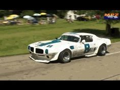 MIGHTY 700hp Pontiac TRANS AM at the Hillclimb Reitnau Bergrennen - Great V8 Sound!! FV.3 - YouTube