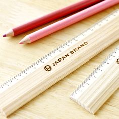 wooden scale made from cypress thinning of Japan designed by Yuko Noguchi
